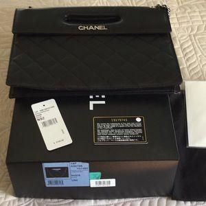 RARE Chanel limited bag